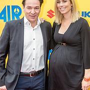 NLD/Breda/20160925 - Premiere Hair, Spyridon Chalos en zwangere partner Lisa Oostwoud