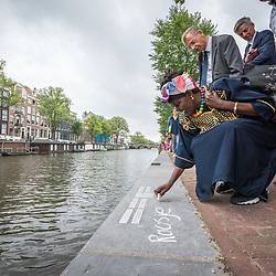 Walk of Peace, Amsterdam