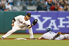 20120723 - San Diego Padres at San Francisco Giants