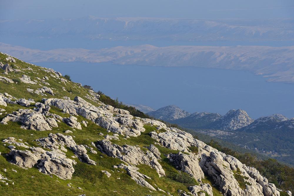North Velebit National Park,  Velebit Nature Park, Rewilding Europe rewilding area, Velebit  mountains, Croatia