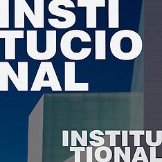 00 portada Institucional / Institutional