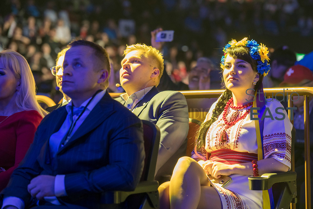 Atmosphere during the FutureNet World Convention in Studio City Event Center, Macau, China, on 25 November 2017. Photo by Graham Uden/Studio EAST