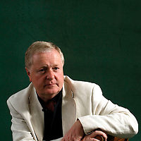 EDINBURGH, UK - 16th August 2010: Author portrait session coverage of The Edinburgh International Book Festival 2010 at Charlotte Square in Edinburgh...Picture shows ex Metropolitan Police Chief Sir Ian Blair..(Photograph: Richard Scott/MAVERICK)