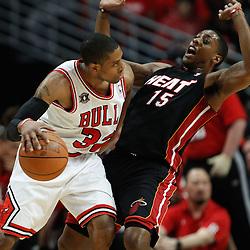 20110515: USA, Basketball - NBA, Chicago Bulls vs Miami Heat