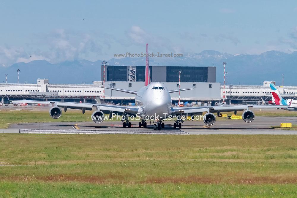 ACG Air Cargo Global Boeing 747-400(F) (OM-ACB)