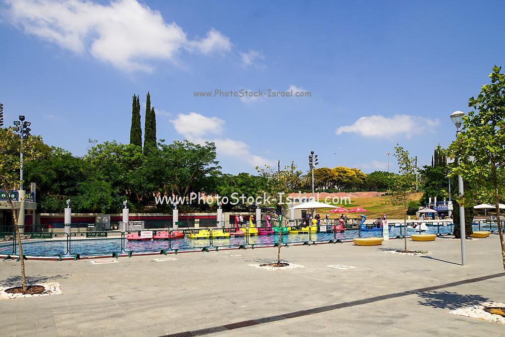 Peres Park, Holon, Israel