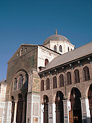 The Umayyad Mosque, the Great Mosque of Damascus, Damascus, Syria