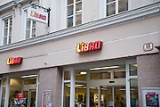 Libro Book store Photographed in Krems, Austria