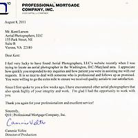 Professional Mortgage -  Testimonial