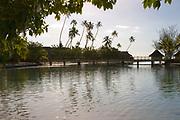 Lagoon, Beachcomber International Hotel, Moorea, French Polynesia
