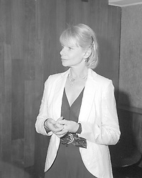 5 December 1982 - Jill Bennett at the 1982 West End Theatre Awards held at the Grosvenor House Hotel, Park Lane, London.<br /> <br /> Photo by Desmond O'Neill/Desmond O'Neill Features Ltd.  +44(0)1306 731608  www.donfeatures.com