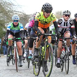25-02-2017: Wielrennen: Omloop Het Nieuwsblad: Gent  <br />GENT (BEL) wielrennen   <br />Janneke Ensing