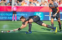 ANTWERPEN -  Jip Janssen (Ned)  tijdens halve finale  mannen, Nederland-Spanje (3-4)  ,  bij het Europees kampioenschap hockey.  COPYRIGHT KOEN SUYK