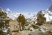 Trekking in Solo Khumbu