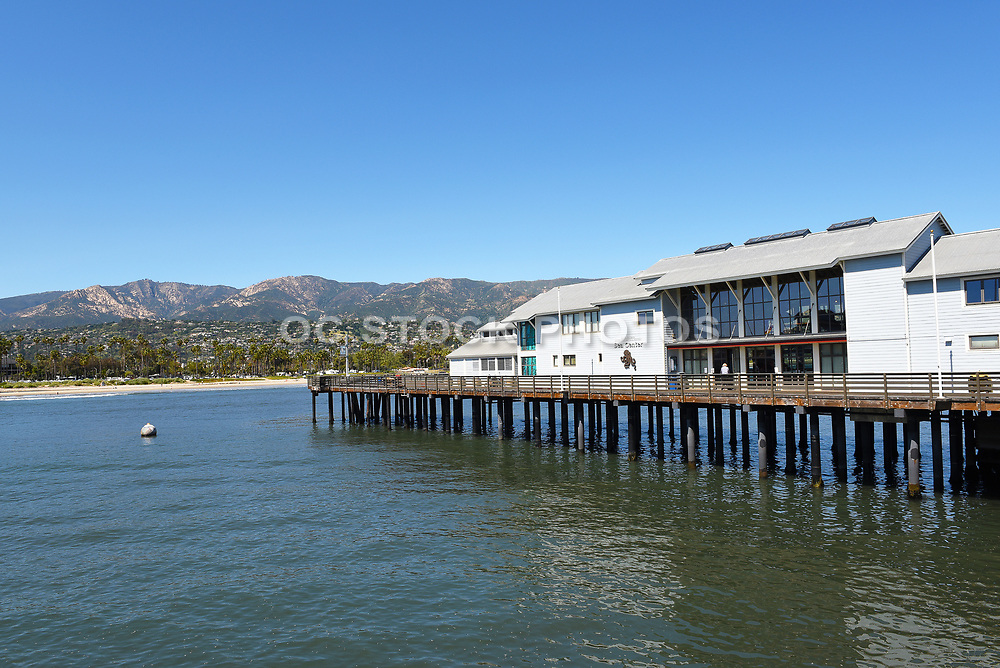 The Santa Barbara Museum of Natural History Sea Center