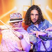 NLD/Almere/20170628 - Opening Ali B. muziek Kids Studio in Almere, Ali Bouali