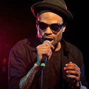 WASHINGTON, DC - March 15th, 2013 -  R&B crooner Bilal performs to a capacity crowd at the Black Cat in Washington, D.C. His latest album, A Love Surreal, was released in late February and recieved high marks from SPIN, USA Today and many more. (Photo by Kyle Gustafson/For The Washington Post)
