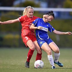 6th February 2021 - Olympic FC v Annerley FC