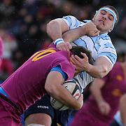 20171216 Rugby, trofeo eccellenza : Fiamme Oro vs Lazio