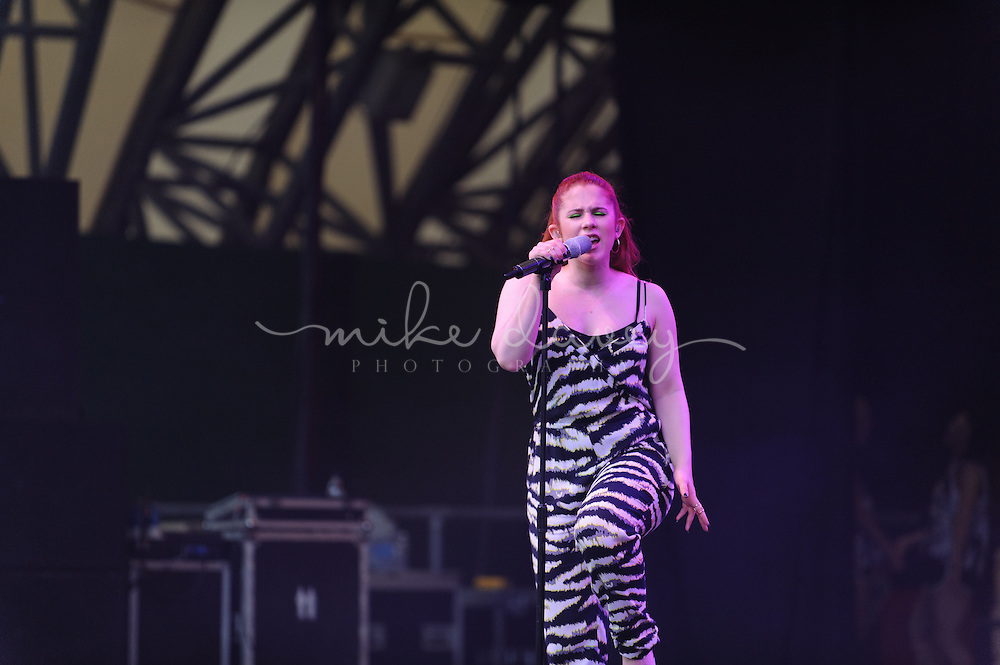 Katy B Live @ the Eden Sessions, Saturday 21st June 2014, The Eden Project, Cornwall, United Kingdom