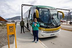 Lindblad Bus Tour