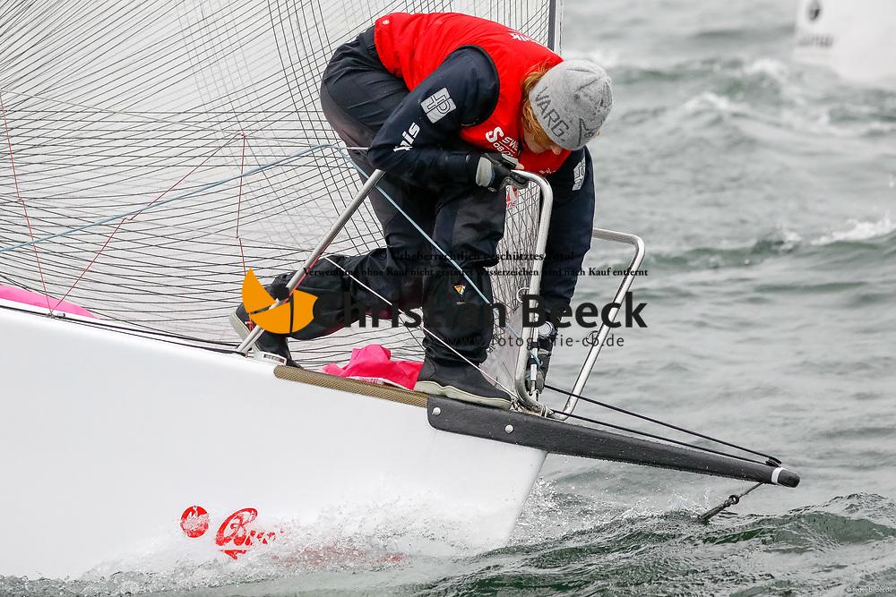 , Kiel - Maior 28.04. - 01.05.2018, ORC 3 - Mrs Freckles - SWE 34 - Farr 30 - Lena HAVING - LångedragssegelSällskap