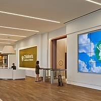 Childrens Healthcare of Atlanta - Reception Area - Atlanta, GA