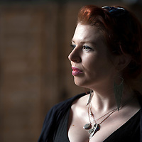 Zoe Howe at Edinburgh International Book Festival 2014<br /> 9th August 2014<br /> <br /> Picture by Russell G Sneddon/Writer Pictures<br /> <br /> WORLD RIGHTS