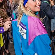 NLD/Rotterdam/20170319 - inloop De Marathon de Musical, Bridget Maasland