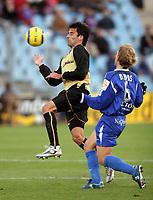 Fotball , 27. november 2005, Getafe - Malaga, <br /> Rodriguez mot Rivas