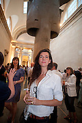 FIONA BANNER, Tate Summer Party. Celebrating the opening of the  Fiona Banner. Harrier and Jaguar. Tate Britain. Annual Duveens Commission 29 June 2010. -DO NOT ARCHIVE-© Copyright Photograph by Dafydd Jones. 248 Clapham Rd. London SW9 0PZ. Tel 0207 820 0771. www.dafjones.com.