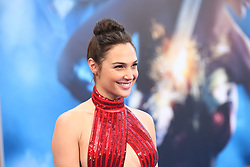 """Stars attend the """"Wonder Woman"""" world Premiere in Los Angeles. 25 May 2017 Pictured: Gal Gadot. Photo credit: IPA/MEGA TheMegaAgency.com +1 888 505 6342"""