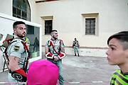 Legionarios - Niños - Semana Santa Andalucía - Candy Cruz Saga - Miguel Angel Romeo