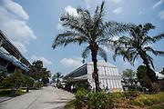 March 29, 2014 - Sepang, Malaysia. Malaysian Formula One Grand Prix. Malaysia F1 paddock<br /> <br /> © Jamey Price / James Moy Photography