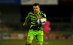 Nicky Cadden of Forest Green Rovers - Mandatory by-line: Nizaam Jones/JMP - 16/01/2021 - FOOTBALL - innocent New Lawn Stadium - Nailsworth, England - Forest Green Rovers v Port Vale - Sky Bet League Two