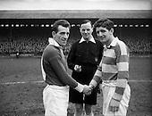 1953 - Cork United v Drumcondra at Tolka Park