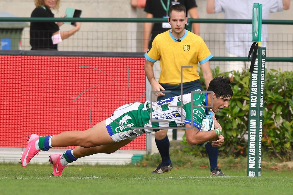 Treviso 25/09/2021 Stadio Monigo<br /> URC United Rugby Championship 2021<br /> Benetton Treviso vs DHL Stormers