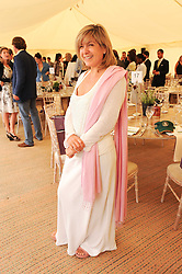 Asprey World Class Cup polo held at Hurtwood Park Polo Club, Ewhurst, Surrey on 17th July 2010.<br /> Picture shows:- PENNY SMITH