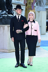Kelly Osbourne and Jimmy Q arriving for Royal Academy of Arts Summer Exhibition Preview Party 2019 held at Burlington House, London. Picture date: Tuesday June 4, 2019. Photo credit should read: Matt Crossick/Empics. EDITORIAL USE ONLY.