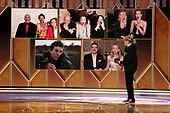 February 28, 2021 (USA): 78th Golden Globe Awards - Show