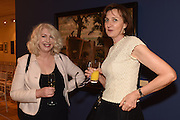 ANNE MORRISON; BARBARA STANLEY, The Arthur Cox Irish Fashion Showcase 2015,  Irish based designers chosen to be part of this year's Arthur Cox Irish Fashion Showcases The Mall Galleries, London. 13 May 2015.