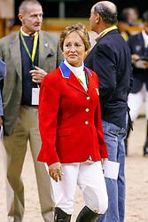 Engle Margie, USA<br /> World Cup Final Jumping - Las Vegas 2007<br /> © Hippo Foto - Dirk Caremans