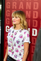 LOS ANGELES, CA - JUNE 10: Sunny Mabrey attends the opening night premiere of 'Grandma' during the 2015 Los Angeles Film Festival at Regal Cinemas L.A. Live on June 10, 2015. Byline, credit, TV usage, web usage or linkback must read SILVEXPHOTO.COM. Failure to byline correctly will incur double the agreed fee. Tel: +1 714 504 6870.