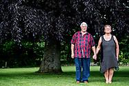 Stemmer fra udkants-Danmark. Karen og Carl-Heinz Komischke fra den lille sønderjyske by Toftlund