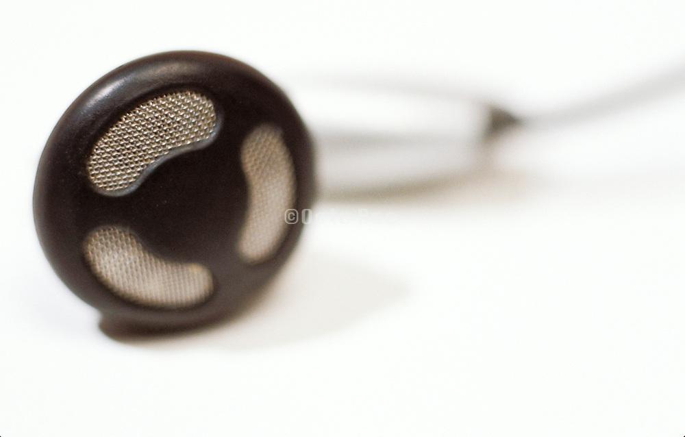 cell phone's earphone