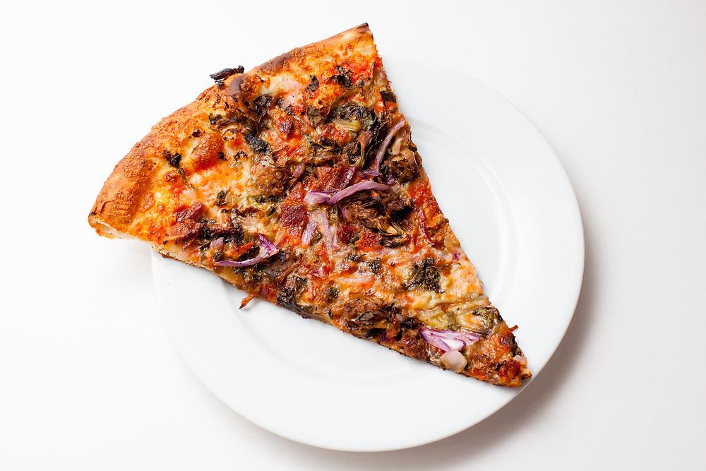 Kira Tierston Slice from Pizza Brain ($4.50)