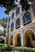 Sir Robert Ho Tung Library just near St Augustine's Square is another magnificently restored building.