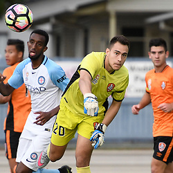 3rd December 2016 - Y-League RD4: Brisbane Roar v Melbourne City