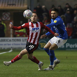 Lincoln City v Peterborough United