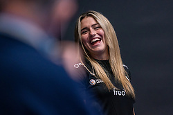 Estavana Polman of Netherlands during the Women's friendly match between Netherlands and Slovenia at De Maaspoort on march 19, 2021 in Den Bosch, Netherlands (Photo by RHF Agency/Ronald Hoogendoorn)